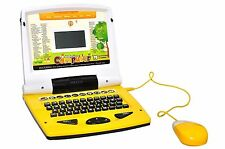 Toyshine English, Maths Learning Laptop for Kids With Mouse and 78 Activities