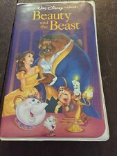 Beauty and the Beast (VHS, 1992)100%Original Packaging