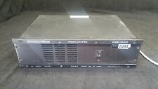 ALTEC LANSING 9444A PRO POWER AMPLIFIER 300W x2 4-OHMS 3 RU FAN Cooled