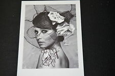 CHERYL COLE  signed Autogramm 20x25 cm In Person rar!!