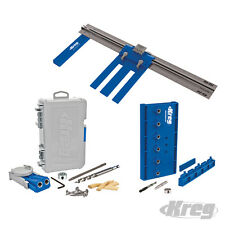 KREG 444304 Kreg DIY Project Kit DIYKIT-EUR Rip Cut Pocket Hole Jigs