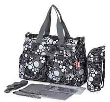NEW Large Waterproof Nappy Diaper Bag Tote