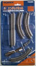 Tomix 91080 Super-mini Rail Set Oval Layout Set (Track Layout SA) (N scale)