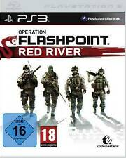 Playstation 3 OPERATION FLASHPOINT RED RIVER  Neuwertig