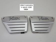 1994 Yamaha V-Max VMAX 1200 Side Cover Set Left Right EXCELLENT  85-07 Y034