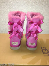 UGG BAILEY BOW DUSTY ROSE WOMEN BOOT  US 6 / EU 37 / UK 4.5