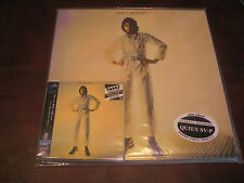 PETE TOWNSHEND WHO CAME FIRST JAPAN REPLICA OBI CD & 200 GRAM CLASSIC RECORDS LP