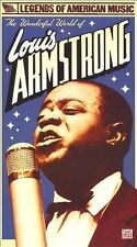 Wonderful World of Louis Armstrong (W/Dvd) by Louis Armstrong