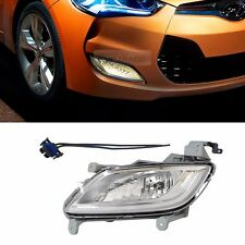 OEM Genuine Parts Fog Lamp Light RH + Connector for HYUNDAI 2011 - 2016 Veloster