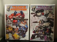transformers comic 1 dw lot bagged and boarded