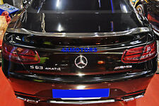 Carbon Fiber Trunk Spoiler For BENZ C217 S-Coupe S320 S400 S550 S63 Amg AF-0494