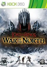 Lord of the Rings: War in the North - Xbox 360 Game