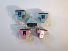 Lot (5) HP02 02 Ink Cartridges Photosmart C6180 C6270 C6280 C7180 C7280 Printers