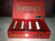 SPALDING Top-Flite Tour Model XL 100 GOLF BALLS High Trajectory 1Box - 12Pieces