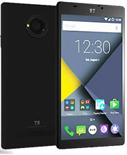 YU YUNIQUE YU4711 / 1.2GHZ Quad Core / 1GB Ram / 8GB Rom / 8MP / Black Colour