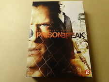 4-DVD BOX / PRISON BREAK - SEIZOEN 3
