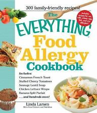 The Everything Food Allergy Cookbook: Prepare easy-to-make meals--with-ExLibrary