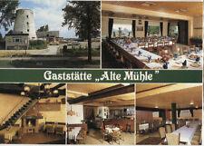 """Alte Postkarte - Haltern-Lippramsdorf - Gaststätte """"Alte Mühle"""""""