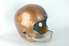 1950s LSU Football RT Helmet Autographed Y.A. Tittle