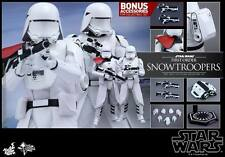 Hot Toys MMS323 Star Wars The Force Awakens First Order Snowtrooper Set Preorder