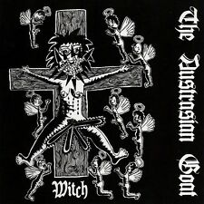 "The Austrasian Goat - Witch 7"" ep Orange Vinyl + Pin 500 Copies NEW"