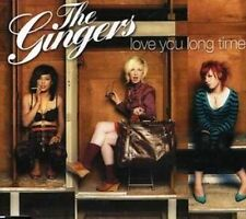 Gingers  Love You Long Time [Single] (CD, Jun-2006, Illicet Records)