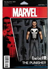 The Punisher #1 Action Figure Variant Marvel Comics