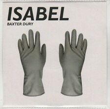(EQ511) Baxter Dury, Isabel - 2011 DJ CD