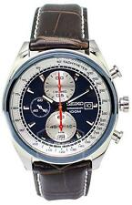 SEIKO SNDF95P1 Men's CHRONOGRAPH STAINLESS STEEL CASE NEW