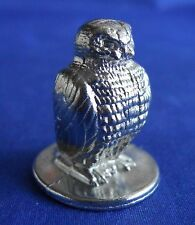 Scene It? Harry Potter 1st. Edition Hedwig Owl Silver Replacement Game Token