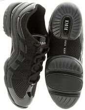 Black Bloch Wave split sole dance sneakers  - Size  UK 2