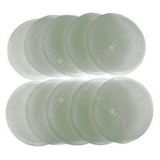 Ufixt 10 x POST MOTOR FILTER PADS per Dyson DC07 DC07I DC14 DC14I DC14 +