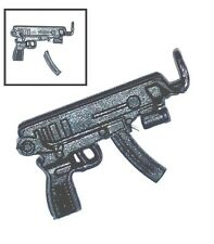 "Skorpion Machine Pistol w/ Ammo Mag -1:18 Scale Weapon for 3-3/4"" Action Figures"