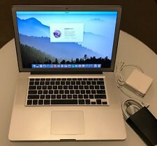 "Apple MacBook Pro 15"" Mid 2010 Intel i5 @ 2.53Ghz 4GB RAM 500Gb HDD Sierra 10.12"