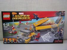 LEGO MARVEL SUPER HEROES 76067 petroliere TRUCK takedown-NUOVO & OVP
