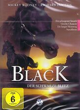 DVD NEU/OVP - Black - Der schwarze Blitz - DVD 1 - 4 Folgen - Mickey Rooney