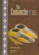 The Comanche (Indians of North America)-ExLibrary