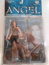 "BUFFY THE VAMPIRE SLAYER CORDELIA IN BROWN TANK TOP 6"" FIGURE ANGEL SERIES NEW"