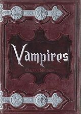 Vampires by Charlotte Montague (2010, Hardcover)