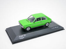 1/43 Minichamps PMA 1975 Audi 50 - Green/Cliffgrun - 430010400