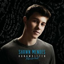 SHAWN MENDES HANDWRITTEN REVISITED CD - NEW RELEASE 2015