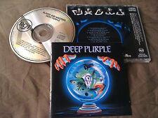 DEEP PURPLE / slaves and masters / JAPAN LTD CD