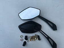 E MARKED PAIR MIRRORS  TO FIT TRIUMPH TIGER 800 10mm 1.25 T509 1050 750 900