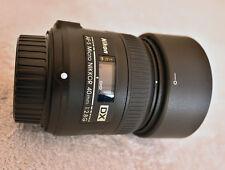 """Objektiv: """"AF-S DX Micro-Nikkor 40 mm f/2.8G"""" für Nikon AF-D, F-Mount (Macro)"""