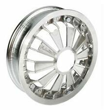 "Chrome & Alloy ""RACING"" Wheel Rim VESPA TS GTR SPRINT SUPER RALLY BAJAJ"