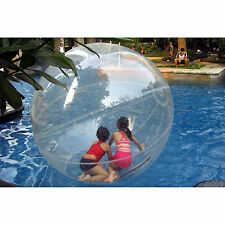 2M WALK WATER WALKING DANCE BALL ROLL BALL ZORB BALL INFLATABLE TIZIP ZIPPER