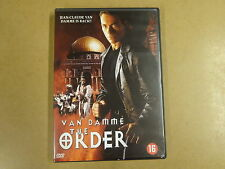 DVD / THE ORDER ( JEAN-CLAUDE VAN DAMME )
