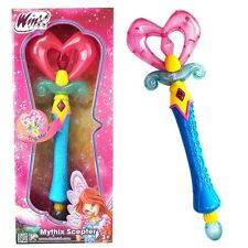 Winx Club - Bloom Mythix Magic Scepter with Light and Sound