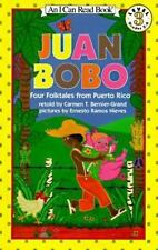 Juan Bobo: Four Folktales from Puerto Rico (I Can Read Book 3)