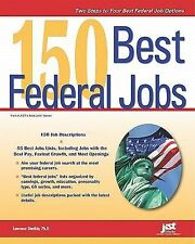 150 Best Federal Jobs-ExLibrary